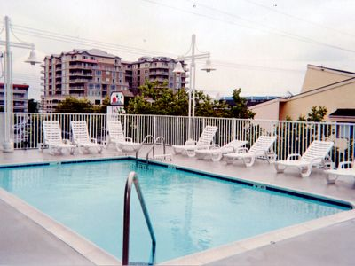 Photo for Fantastic Seaside Escape Condo, Ocean City MD-Pool, Steps to Ocean, dining & fun