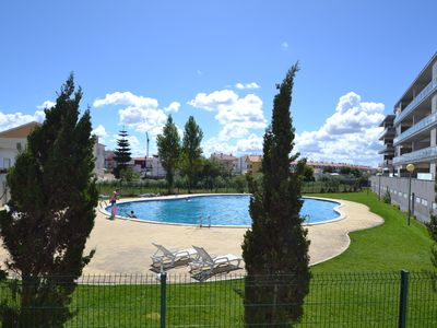 Photo for 2 bedroom apartment with view to the pool
