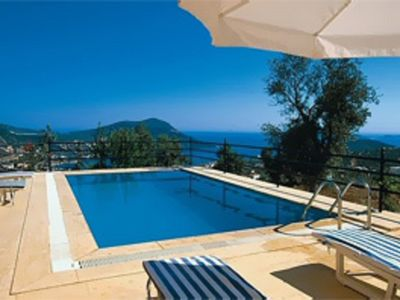 Photo for Villa With Stunning Sea View and Private Pool