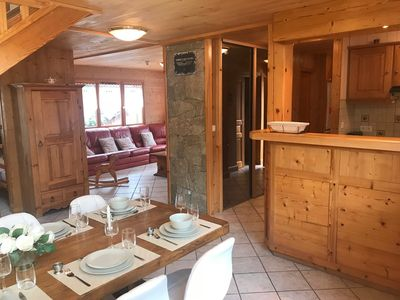 Photo for MORZINE PRIME LOCATION -  4 BEDROOMS - 8 PEOPLE