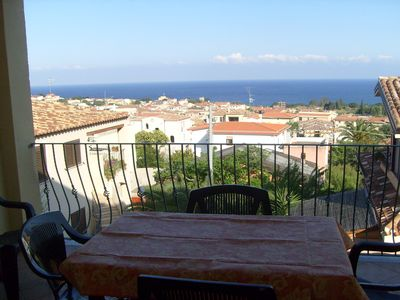 Photo for SEA VIEW APARTMENT SANTA MARIA NAVARRESE - BAUNEI