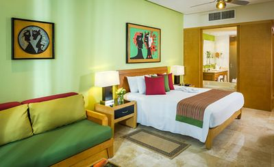 Photo for Vidanta Grand Mayan Master Room Sleeps 4 - Cancun Riviera Maya