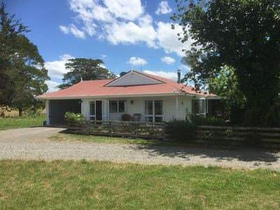 Photo for Luxurious country cottage in Central Hawkes Bay