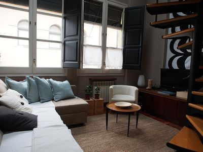 Photo for Cozy City Apartment In Girona Old Town
