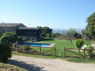 Photo for Country house Can Vidal Rural near Sitges