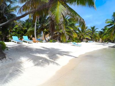 Photo for 1BR Condo Vacation Rental in SAPPHIRE BEACH RESORT, Ambergris Caye