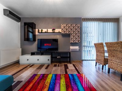 Photo for Spacious, fully equipped Condo in City Center