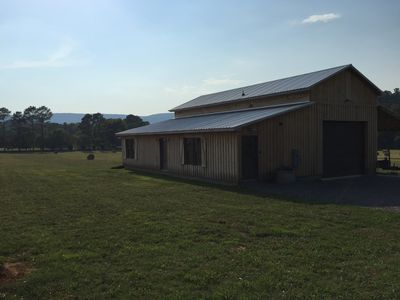 Photo for Peaceful Barn Apartment 20 minutes to downtown Chattanooga
