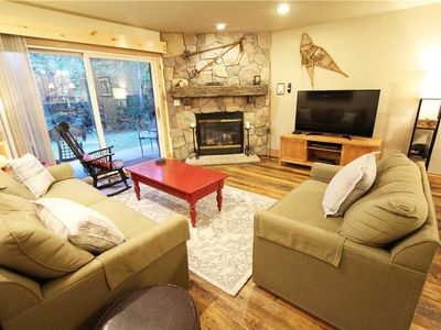 Photo for Snow Flower Condo #132, 2 bedroom 2 bath, sleeps 6, SKI-IN/SKI-OUT to Park City Mountain Resort