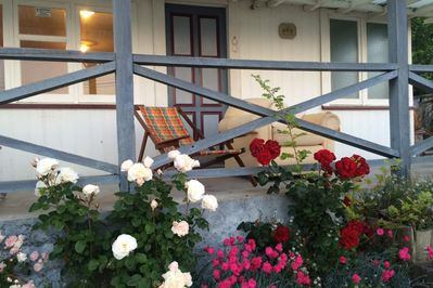 Rose Cottage: relaxation