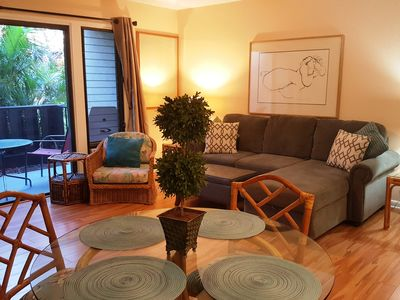 Photo for Kihei Resort 130-New Listing Across from Beach! Location, location!