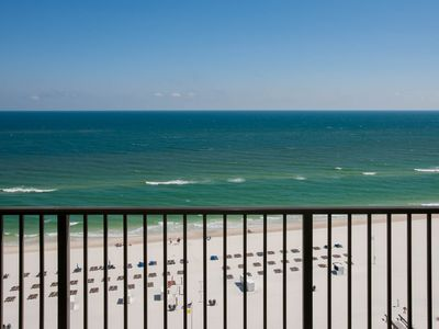 Photo for Phoenix West #1002 - Amazing condo with INCREDIBLE gulf front views!