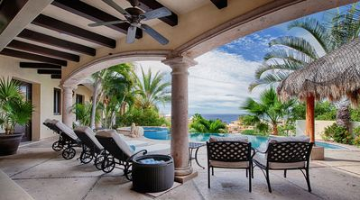 Photo for Old World style with rustic Spanish charm