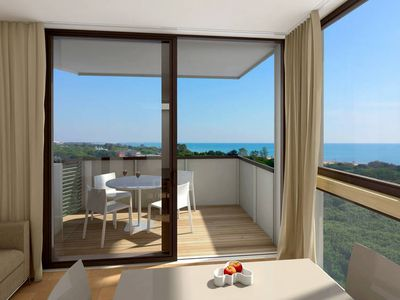 Photo for Apartment Residence Oasi  in Bibione - Lido del Sole, Adriatic Sea / Adria - 6 persons, 2 bedrooms