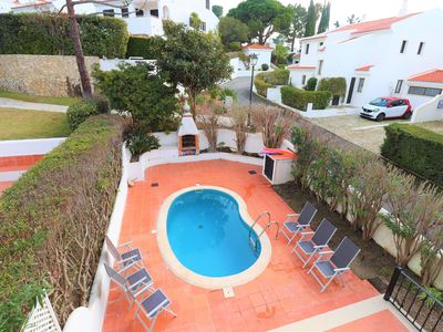 Photo for 3 Bedroom Townhouse with Pool in Lakeside Village, Quinta do Lago