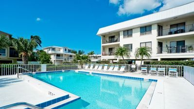 Photo for Gulf Watch 205 - Condo 2 Bedroom / 2 Bath Gulf to Bay access, maximum occupancy of 4 people.