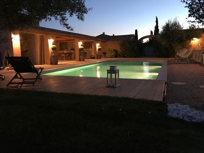 Photo for Pretty Bastide with Pool