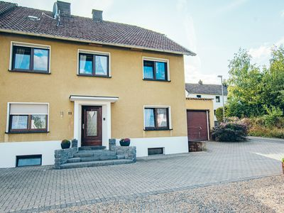 Photo for Beautiful apartment II right on the Eifel National Park