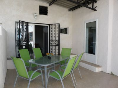 Photo for Quiet apartment on the edge of the forest of Janas, near beaches.