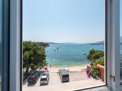 Photo for Apartments Mira 2 Trogir / sea view
