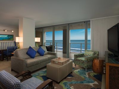 Photo for Unit at Marriott Crystal Shores - Two Bedrooms