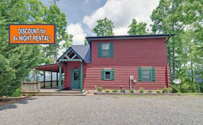 Mountain Cabin Near Town! Amazing Views! DISCOUNTS-8+ Nights, Military & More!