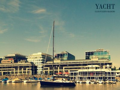 Photo for Puerto Madero Yacht Apartment