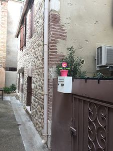 Photo for Village house 70m2 air-conditioned, terrace and atypical