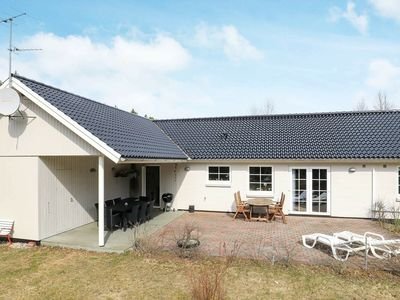 Photo for Gorgeous Holiday home in Jutland with garden seating