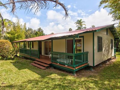 Photo for Secluded Quiet Home Near Pahoa. 1/2way Between Hilo & Volcano National Park