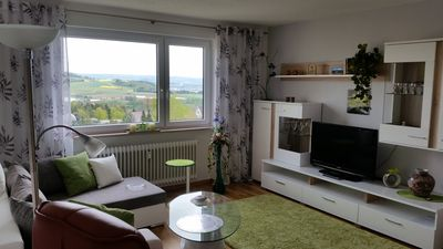 Photo for Apartment Waldshut (Bergstadt) with panoramic view