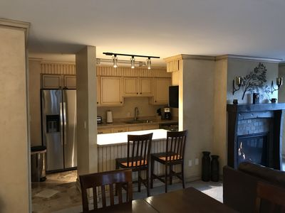 Photo for BEST VALUE IN VAIL!! 2 Bedroom/2 Bath Condo Heated Pool/Hot Tubs/Free bus route