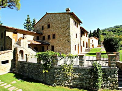 Photo for 1BR Apartment Vacation Rental in Carbonile, Tuscany
