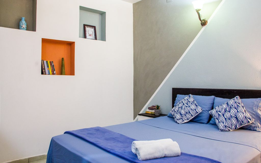 1 Bedroom Apartment in Santa Teresa. Wifi/AC/Kitchen/Daily Maid ...