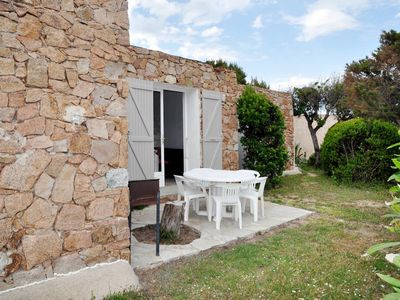 Photo for Vacation home Résidence Bocca di Feno (BFC101) in BONIFACIO - 4 persons, 1 bedrooms