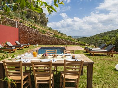 Photo for Physis Villa Erato with private pool