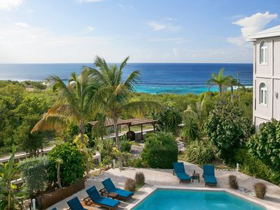 "Photo for Fountain Anguilla by ""Refined Retreats""~Sleeps 6! King Suite~2 Qns w/ Balcony & Full Kitchen!"