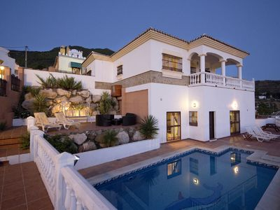 Photo for Beautiful Villa in Spanish mountainside