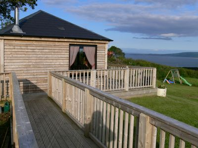 Photo for RUSTIC LOG CABIN LOCATED GREENCASTLE CO DONEGAL