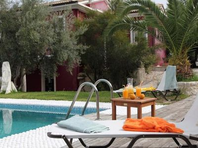 Photo for Holiday house Lefkada for 6 - 7 persons with 3 bedrooms - Holiday house