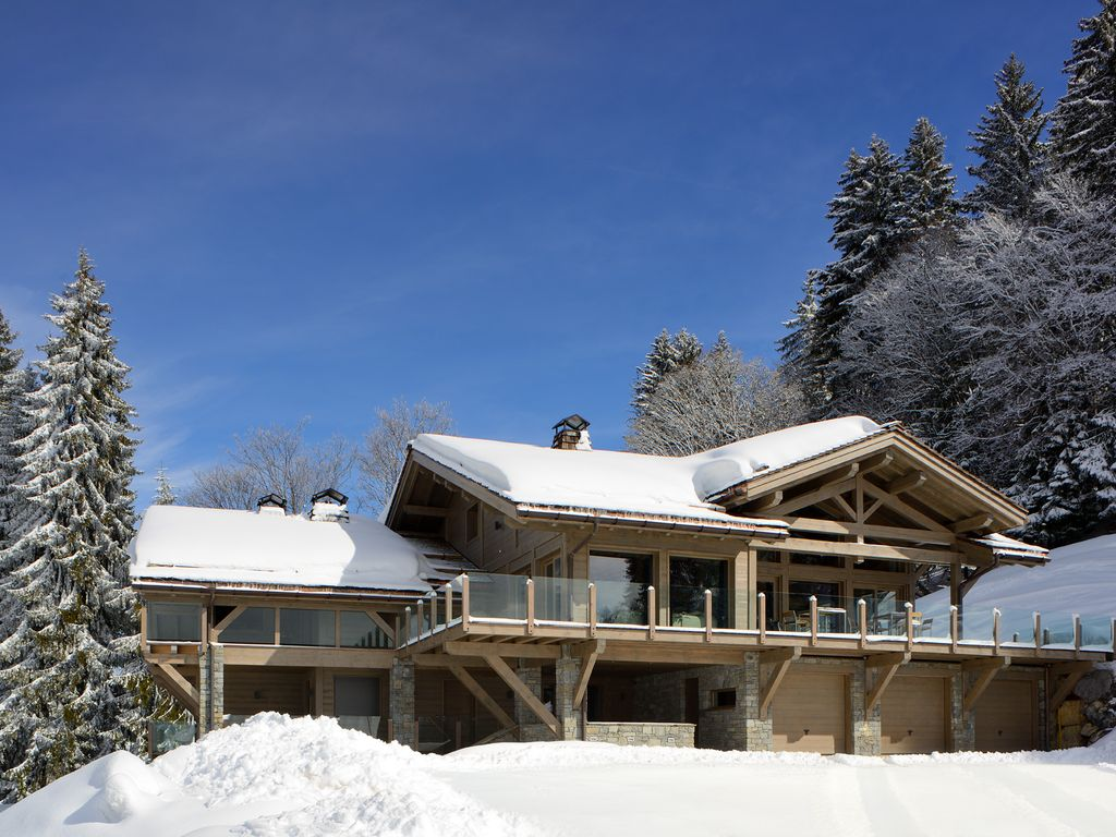 location chalet crest voland