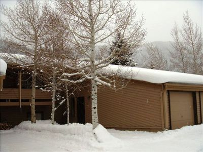 Photo for Spacious & Bright Townhouse! Almost in Beaver Creek and less than half the $$