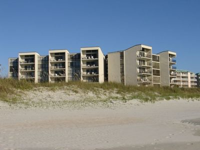 Photo for Direct Ocean Front condo at Shipyard A15