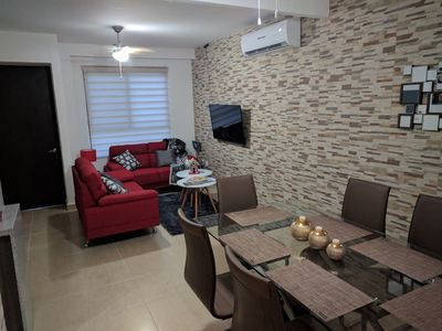 Photo for Nice House with Sports Club in Playa del Carmen - 5 minutes from beach