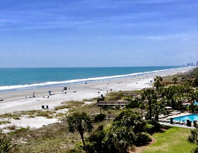 Photo for 7th Floor Renovated, DIRECT OCEANFRONT VIEW, Pools, Hot Tubs, Lazy River +