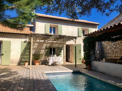 Photo for Charming village house in Aix en Provence