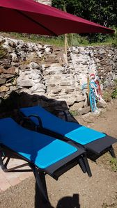Photo for Panoramic house in the Cévennes National Park - lots of nature, peace and relaxation