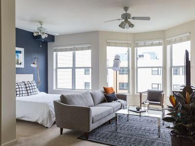 Photo for Chic Studio in Lower Pacific Heights by Sonder