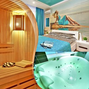 Photo for Khreshatyk 54 Apartment with Sauna And Jacuzzi