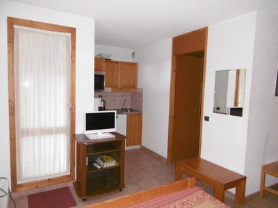 Photo for Apartment Valmorel, studio flat, 2 persons